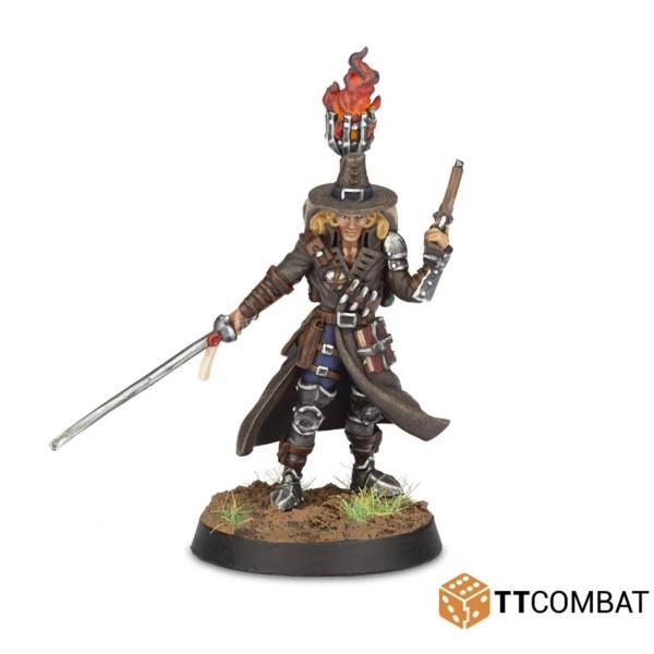TTCombat - Fantasy Heroes - Witch Hunter