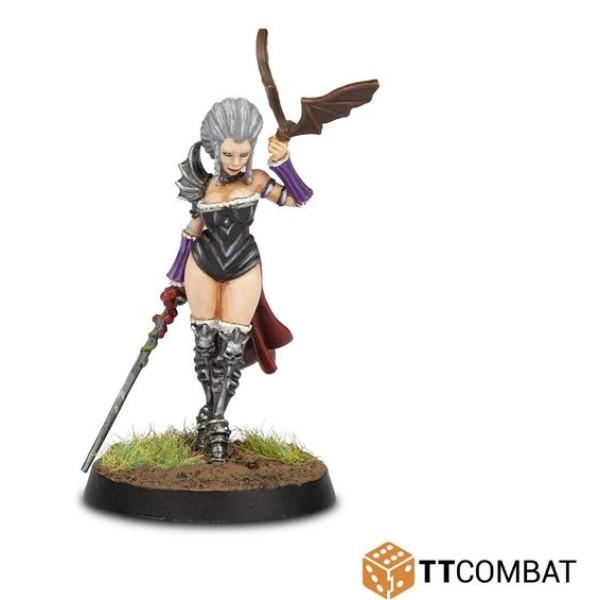 TTCombat - Fantasy Heroes - Vampire Countess