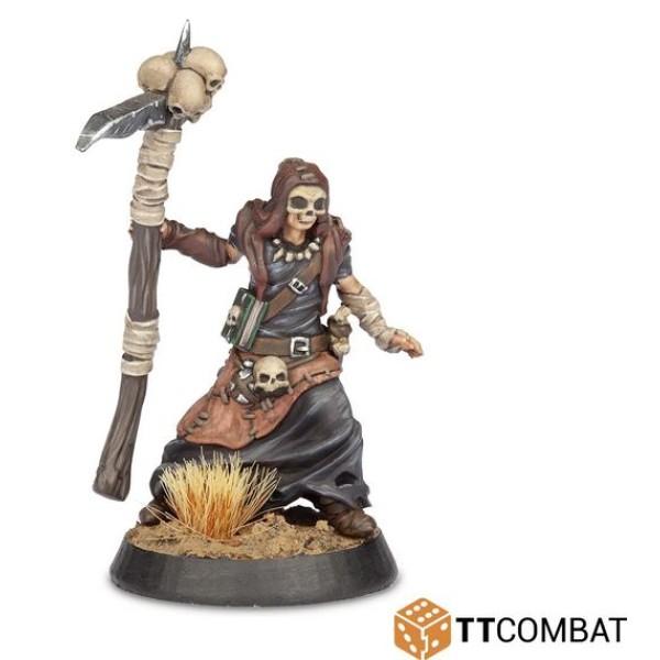 TTCombat - Fantasy Heroes - Masked Necromancer