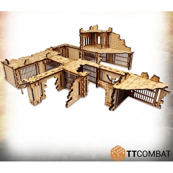 TTCombat - MDF Terrain - Savage Domain - Forsaken Prison