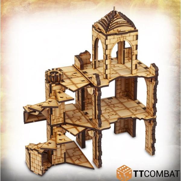 TTCombat - MDF Terrain - Savage Domain - Ancient Beacon