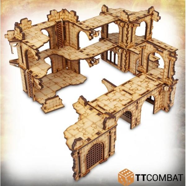 TTCombat - MDF Terrain - Savage Domain - Derelict Enclave
