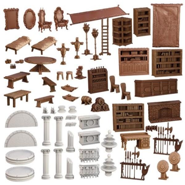 Terrain Crate - Adventurers Crate