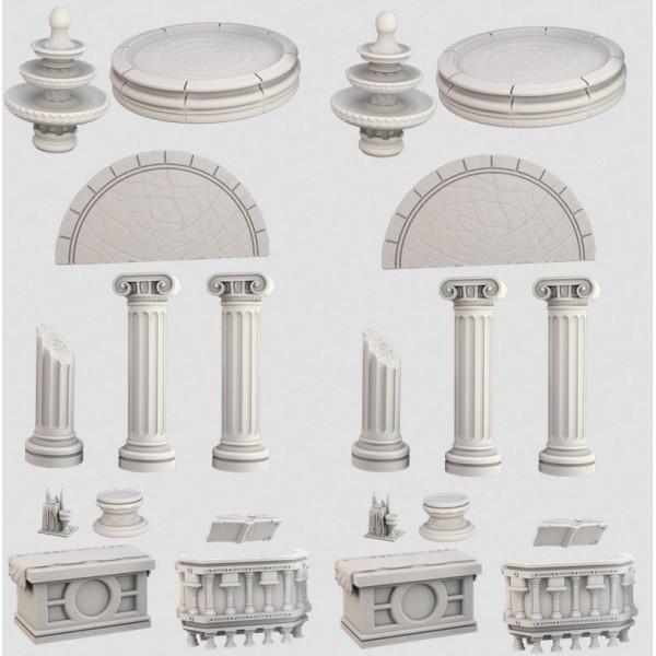 Terrain Crate - Temple