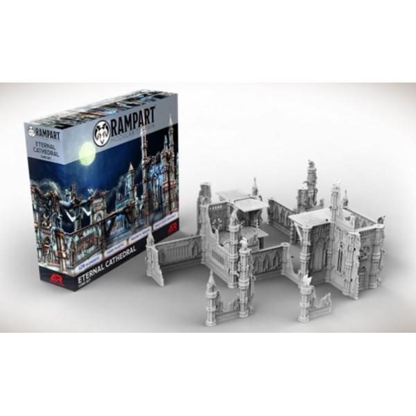 Archon Studios - Rampart Terrain - Eternal Cathedral Core Set