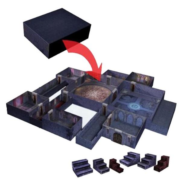 Tenfold Dungeon - RPG Terrain - The Castle