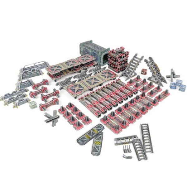TinkerTurf - Industrial Starter - Red