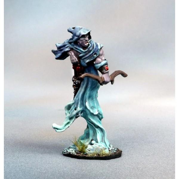 Tomb Guardians - Fantasy Miniatures - Vampire Grave Spirit B - Yerow the Hollowed