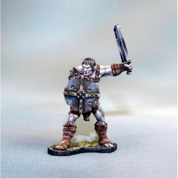 Tomb Guardians - Fantasy Miniatures - Vampire Barbarian Male Slave - Galon Rhilf