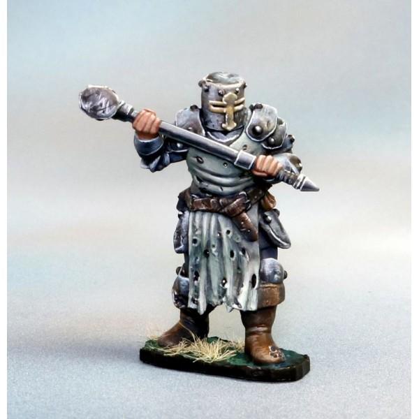 Tomb Guardians - Fantasy Miniatures - Vampire Templar Male Slave - Ebixium the Tyrant