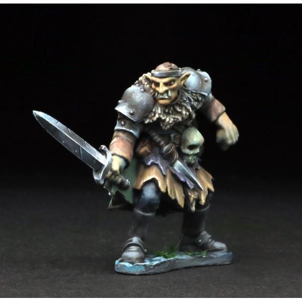 Tomb Guardians - Fantasy Miniatures - Hobgoblin with Sword