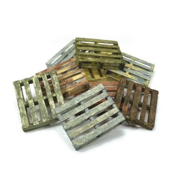 Vallejo Scenic Accessories - Wooden Pallets