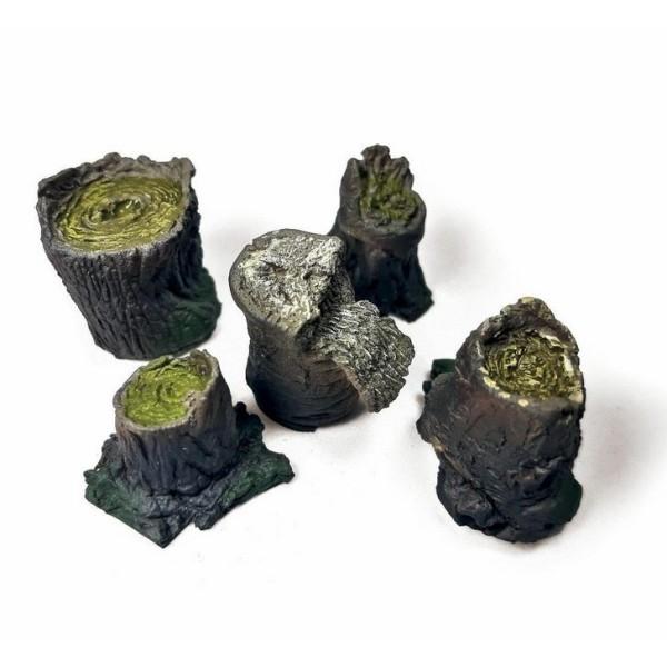 Vallejo Scenic Accessories - Small Stumps