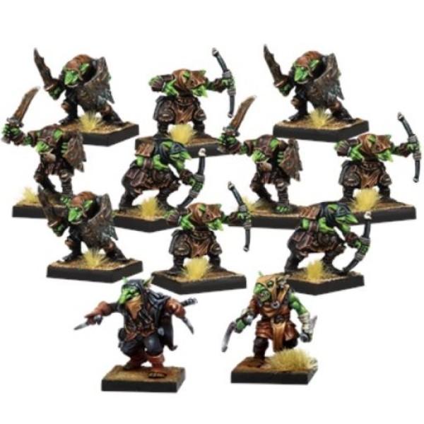 Kings Of War - Vanguard - Goblin Faction Starter