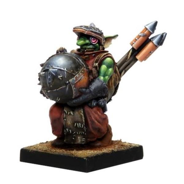 Kings Of War - Vanguard - Goblin Support Pack - Banggit