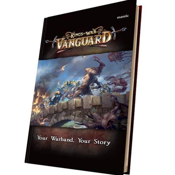 Kings Of War - Vanguard - 2-Player Starter Set