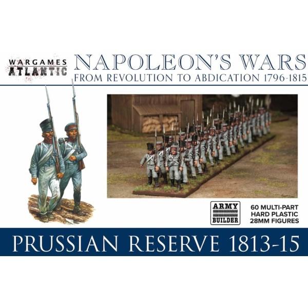 Wargames Atlantic - Napoleon's Wars - Prussian Reserve (1813-1815)