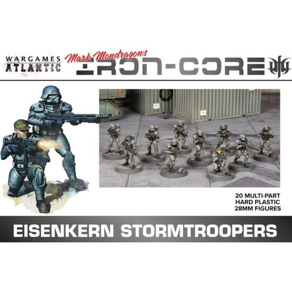 Wargames Atantic - Iron Core - Eisenkern Stormtroopers