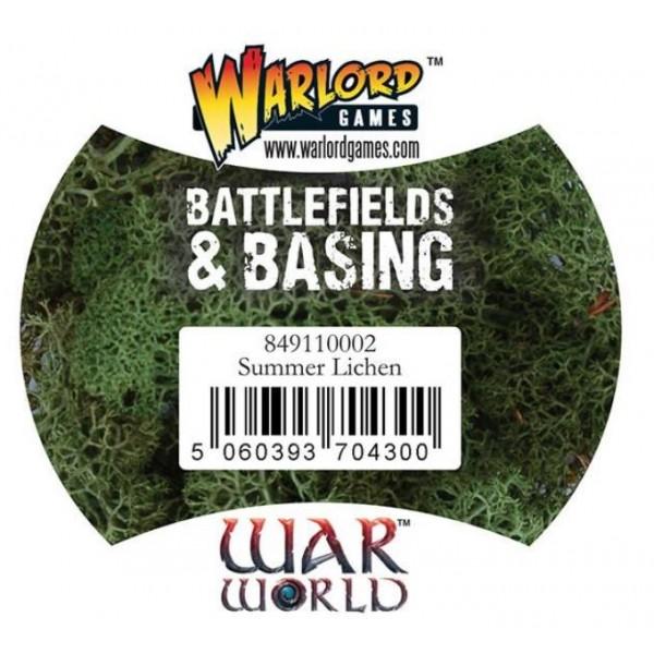 Warlord Scenics - Summer Lichen - 500ml
