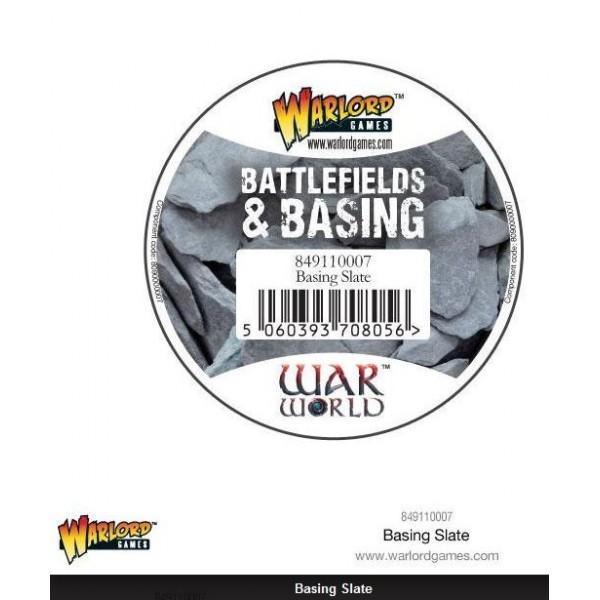 Warlord Scenics - Basing Slate - 180ml
