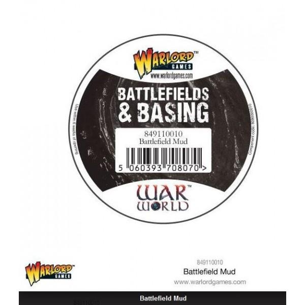 Warlord Scenics - Battlefield Mud Basing - 180ml