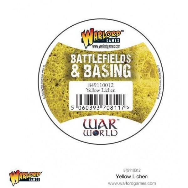 Warlord Scenics - Yellow Lichen