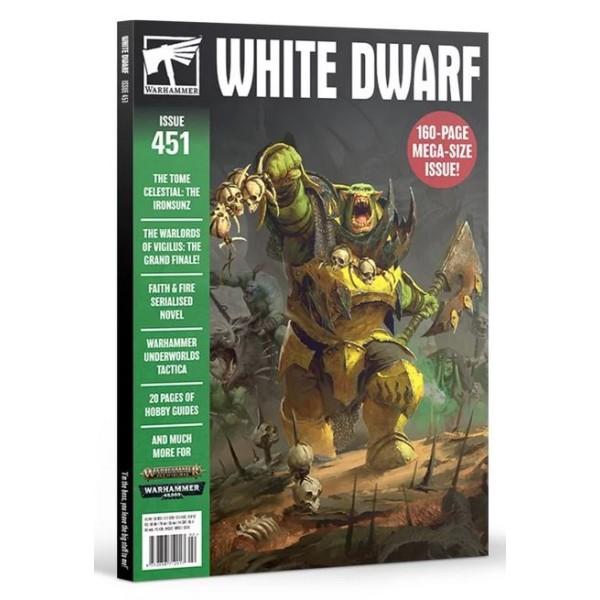 White Dwarf Magazine - February 2020