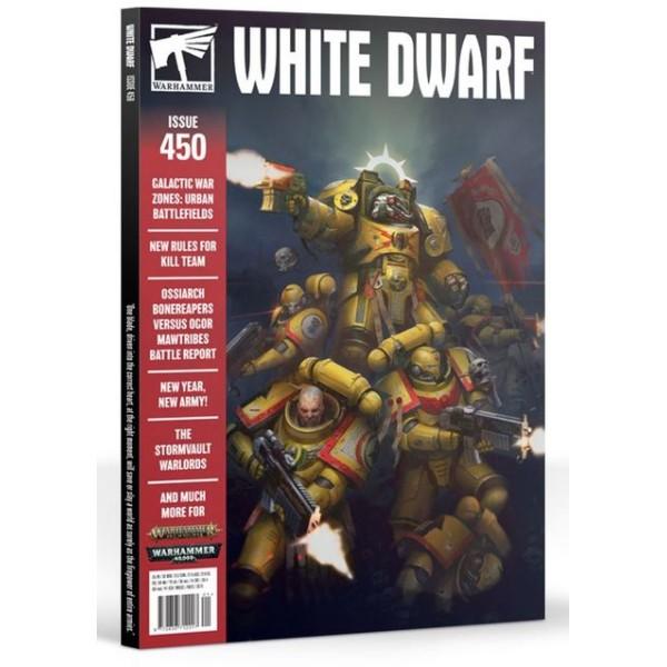 White Dwarf Magazine - January 2020