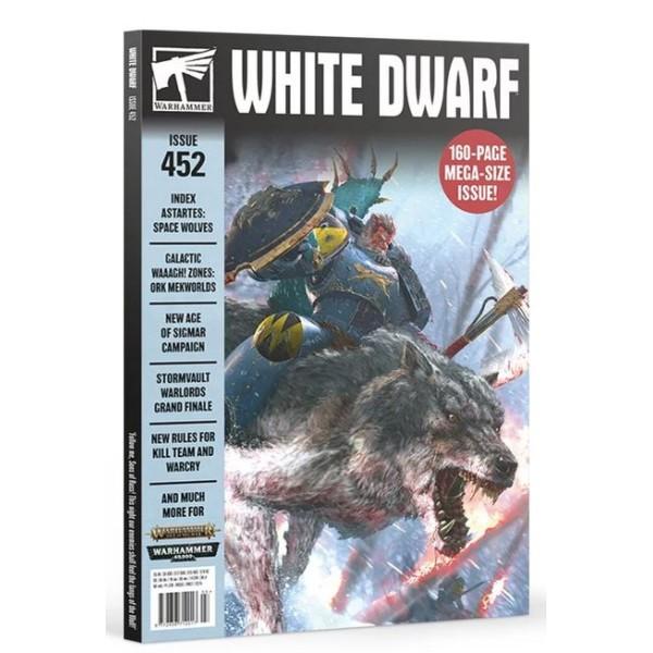 White Dwarf Magazine - March 2020