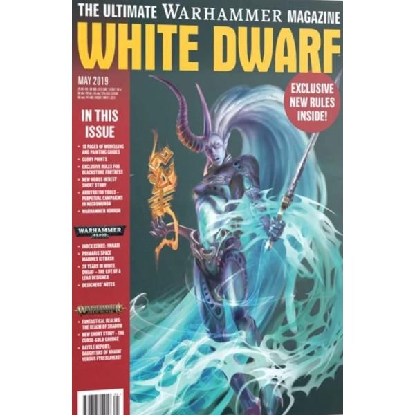 White Dwarf Magazine - May 2019