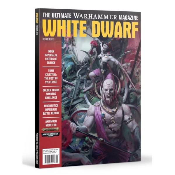 White Dwarf Magazine - October 2019