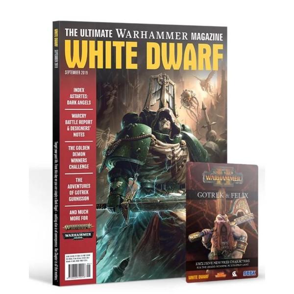 White Dwarf Magazine - September 2019