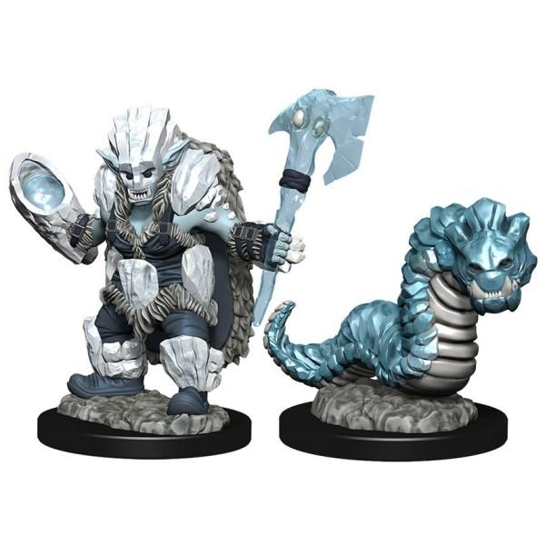 Wizkids - Wardlings - Ice Orc & Ice Worm