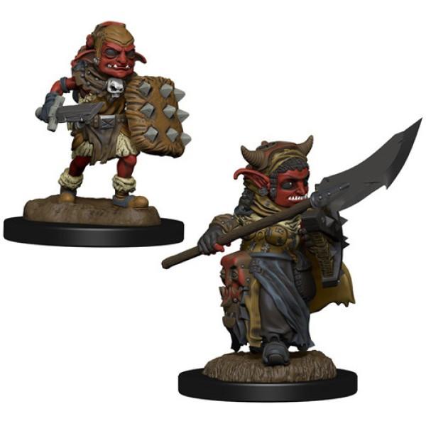 Wizkids - Wardlings - Goblins (Male & Female)