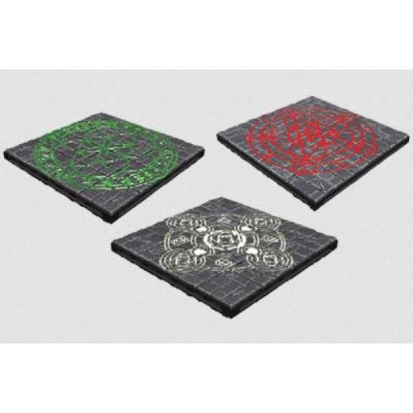 WarLock Tiles - Summoning Circles