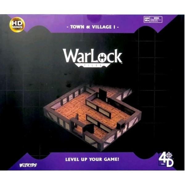 WarLock Tiles - Town & Village