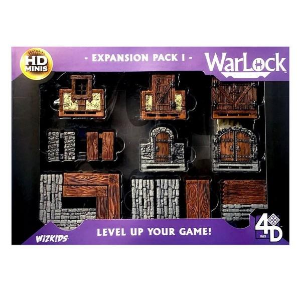 WarLock Tiles - Expansion Box 1