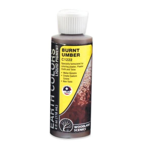 Woodland Scenics - Terrian Paint - Burnt Umber