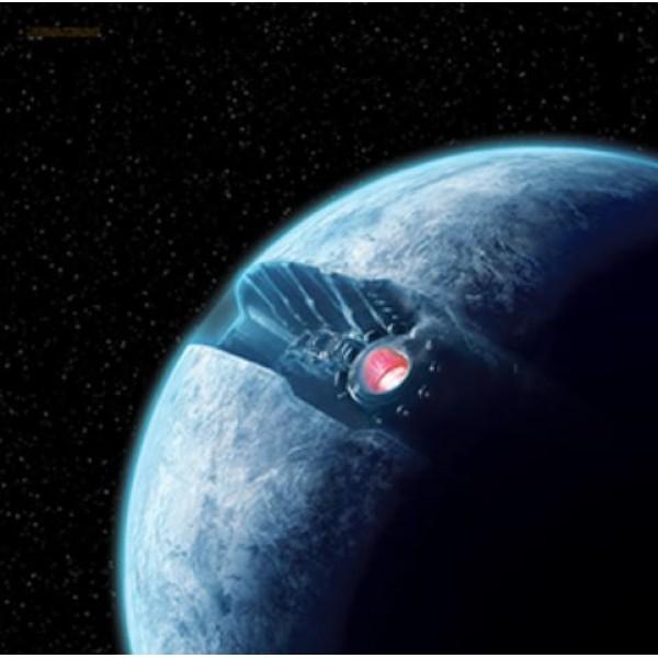 Star Wars - X-Wing Miniatures Game - Starkiller Base Playmat