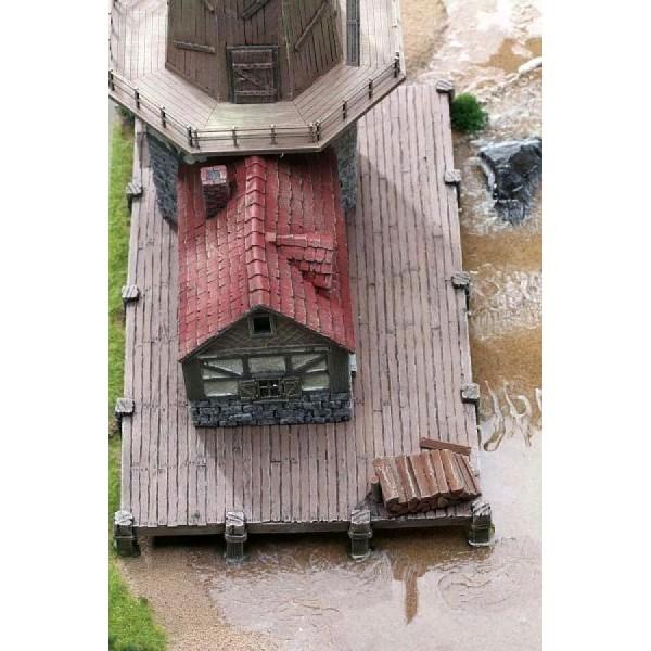 Ziterdes - Laketown Wooden Platform