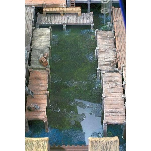 Ziterdes - Laketown Dock