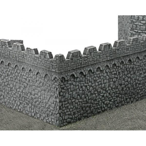 Ziterdes - Town Wall (straight)