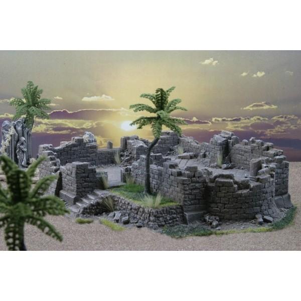 Ziterdes - Monastery Ruin