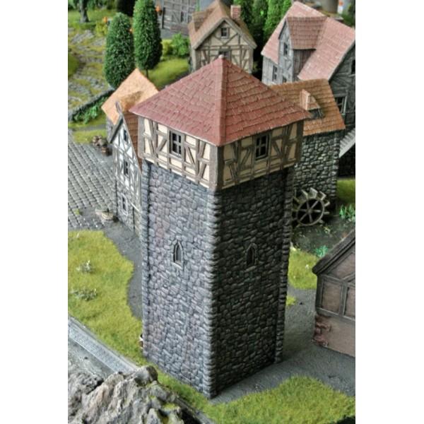 """Ziterdes - Donjon """"Wolvenstein"""" - spire removable"""