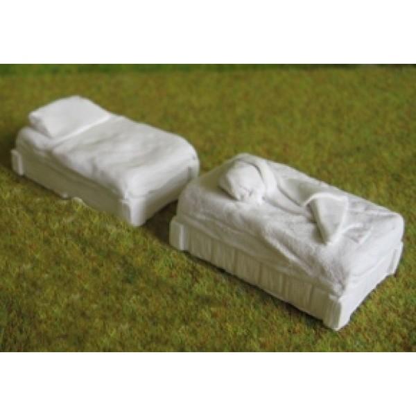 Ziterdes - Beds - Set of 2