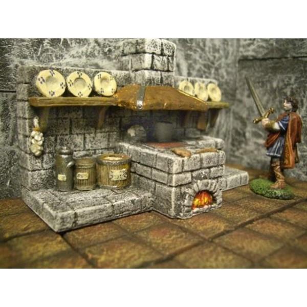 Ziterdes - Castle Kitchen