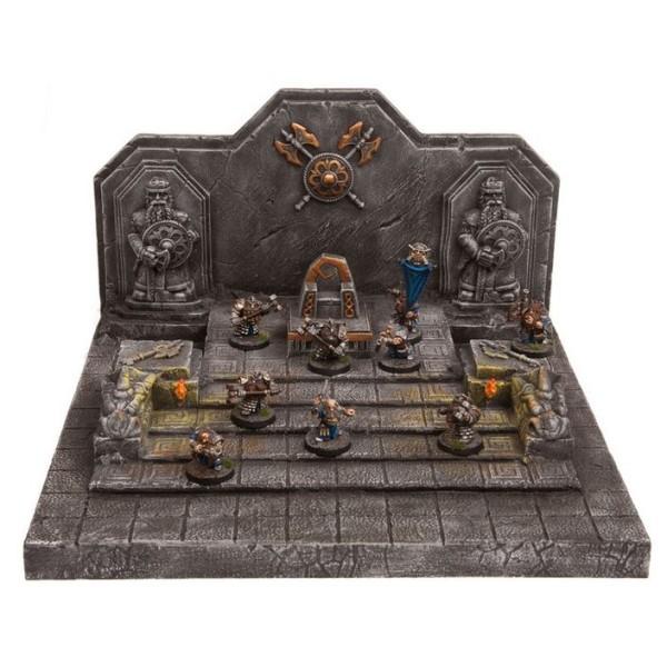 Ziterdes - DunkelWelt Throne Room