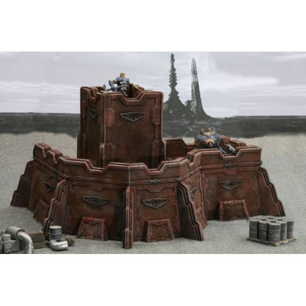 Ziterdes - Iron World Bastion