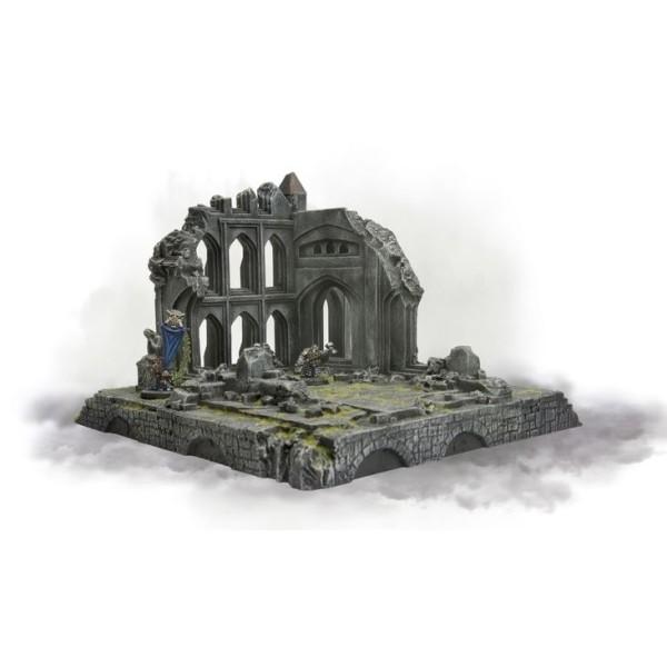 Ziterdes - Cathedral-Ruin