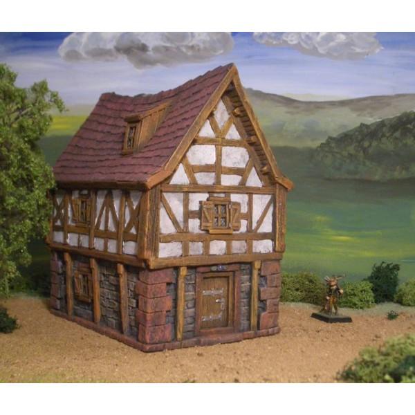 Ziterdes - Broom Binder House